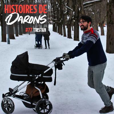 Tristan et son congé paternité norvégien de 5 mois