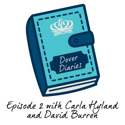 Dover Diaries Episode 2 - Interview with Carla Hyland, Deputy Head of Secondary School, and David Burren, Deputy Head - Inclusion