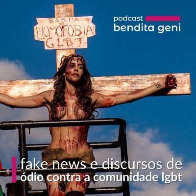 Fake news e discursos de ódio contra LGBT