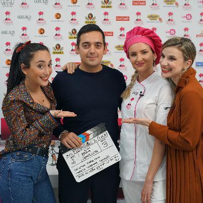 Ep. 15 - La pizza in TV con Carlo Fumo, regista di PizzaGirls