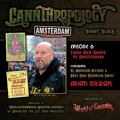 EP. 6 - FROM ANN ARBOR TO AMSTERDAM (with guest Adam Brook)