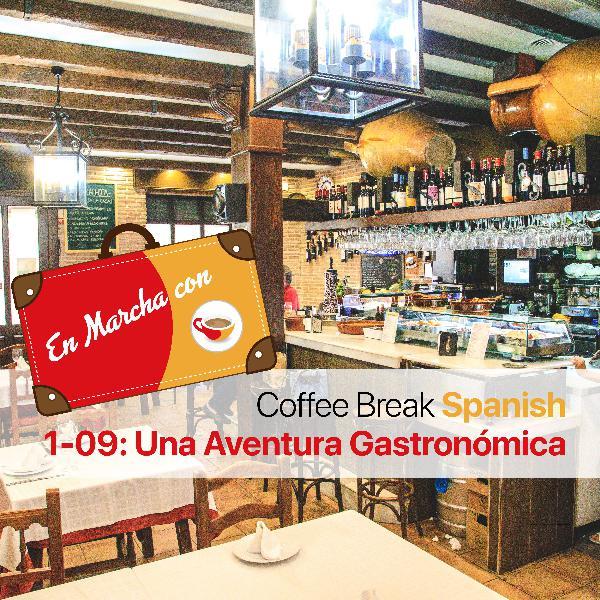 CBS EM 1.09 | Una Aventura Gastronómica por las Calles de Málaga