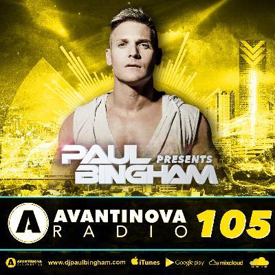 105 - PAUL BINGHAM - AVANTINOVA RADIO