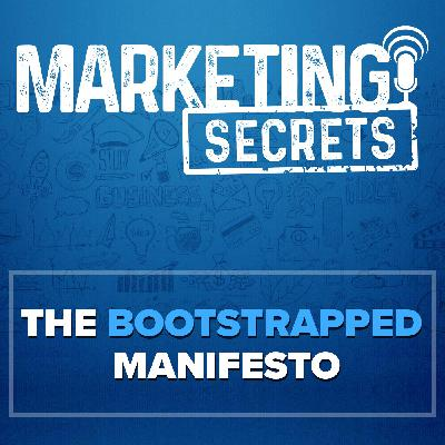 The Bootstrapped Manifesto