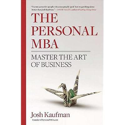The Personal MBA. Master the Art of Business_book review January