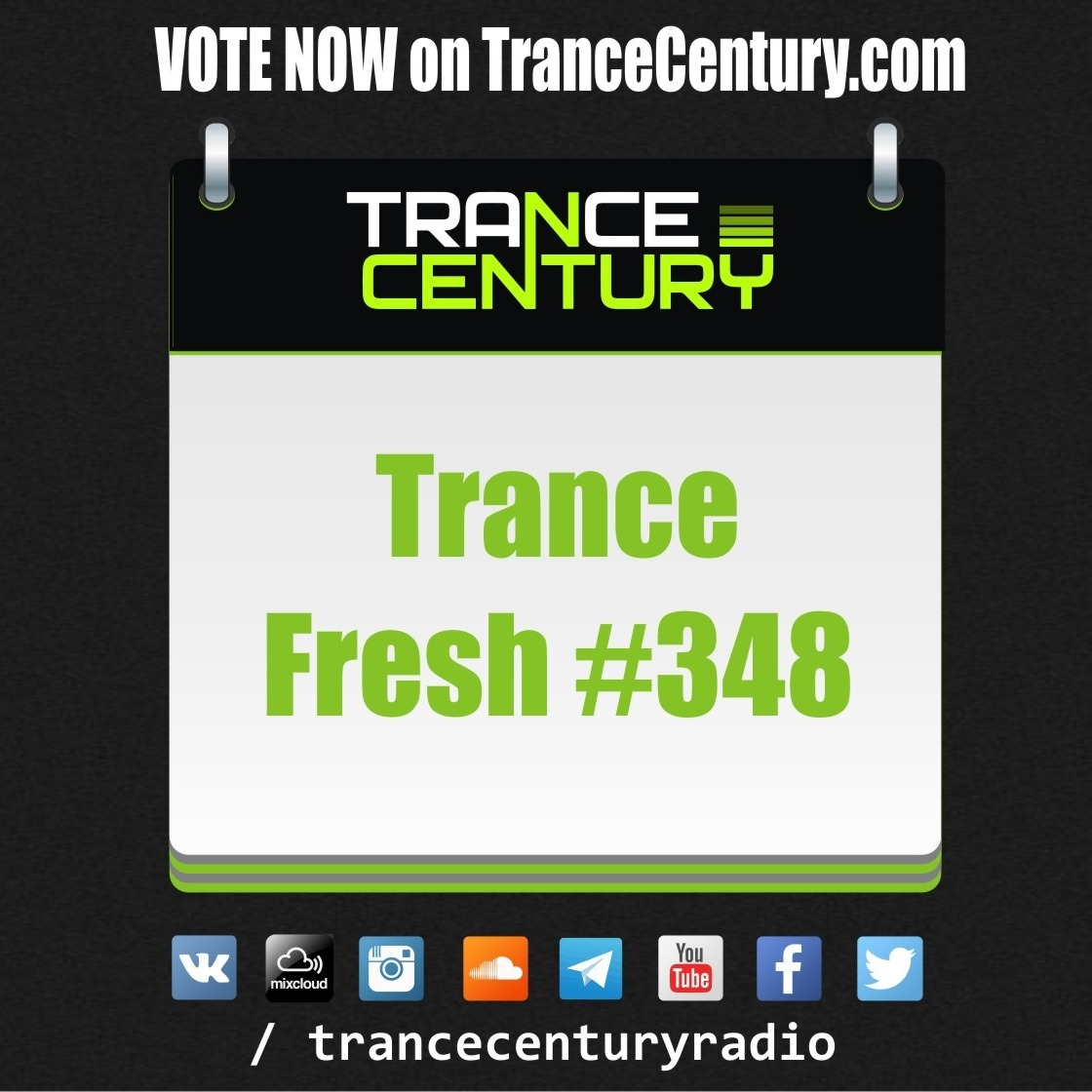Trance Century Radio - RadioShow #TranceFresh 348