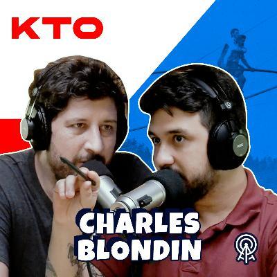 Charles Blondin | O cara que fritou um omelete se equilibrando em uma corda nas cataratas de Niagara