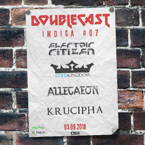 Doublecast Indica #07