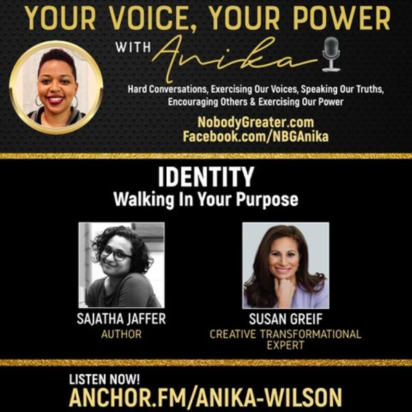 """""""Identity""""-Walking In Your Purpose"""