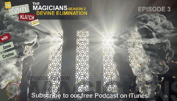 MAGIC - The Magicians S2 Ep3 Devine Elimination - Westworld