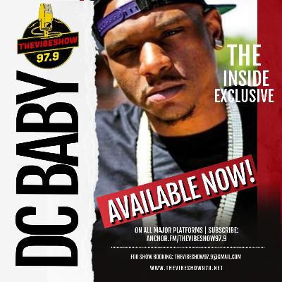 """DC BABY"" Hip-Hop recording artist"