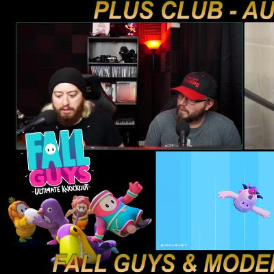We review Fall Guys and Modern Warfare 2 - Plus Club August 2020