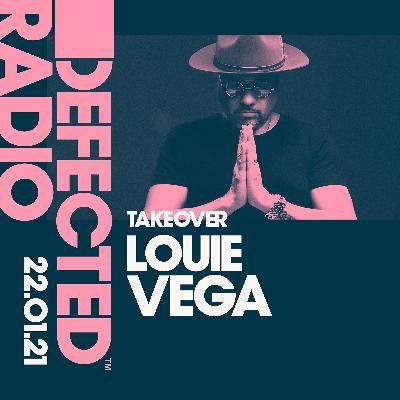 Defected Radio Show: Louie Vega Exclusive Takeover - 22.01.21