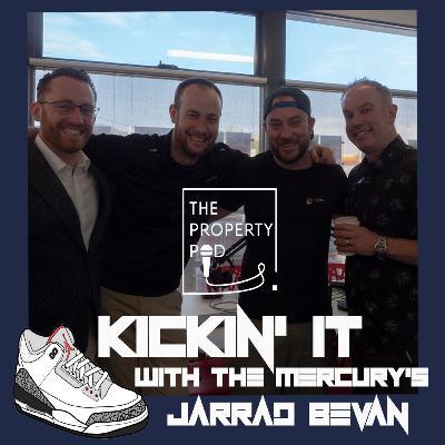 Kickin' it with The Mercury's Jarrad Bevan