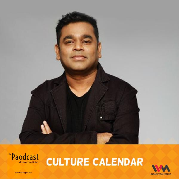 Ep. 98: Culture Calendar
