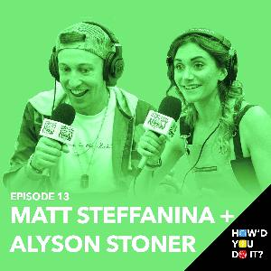 13: Matthew Steffanina & Alyson Stoner - Moonwalking Past The Competition