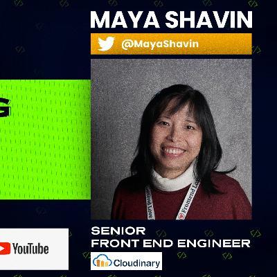 Understanding Developer Relations with Maya Shavin: From Shodipo Ayomide