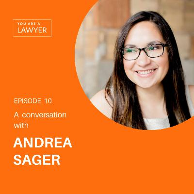 Andrea Sager - Legalprenuer and Lawyer
