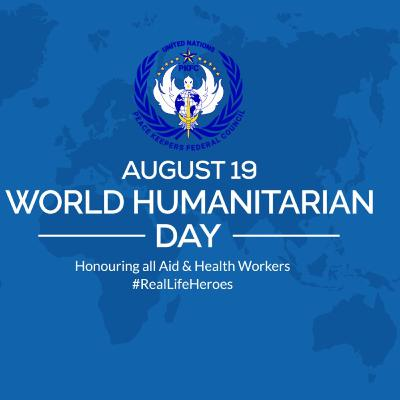 Observing World Humanitarian Day with The Big Heart Foundation (19.08.21)