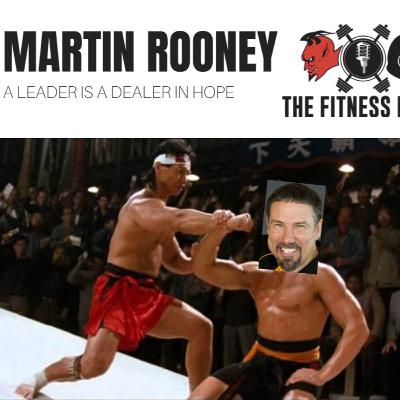 Martin Rooney EP 141: A Leader Is A Dealer In Hope