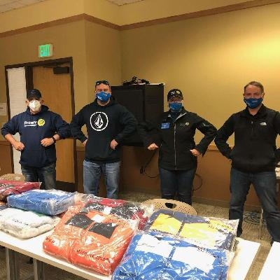 Redmond Rotary Partners with Operation Warm