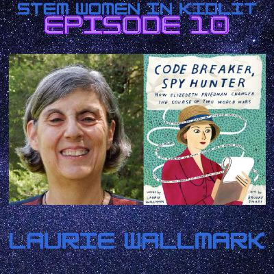 Laurie Wallmark: Biographies, Dinosaurs, & Computer Science