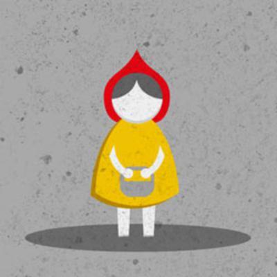 ילדה עם כובע אדום