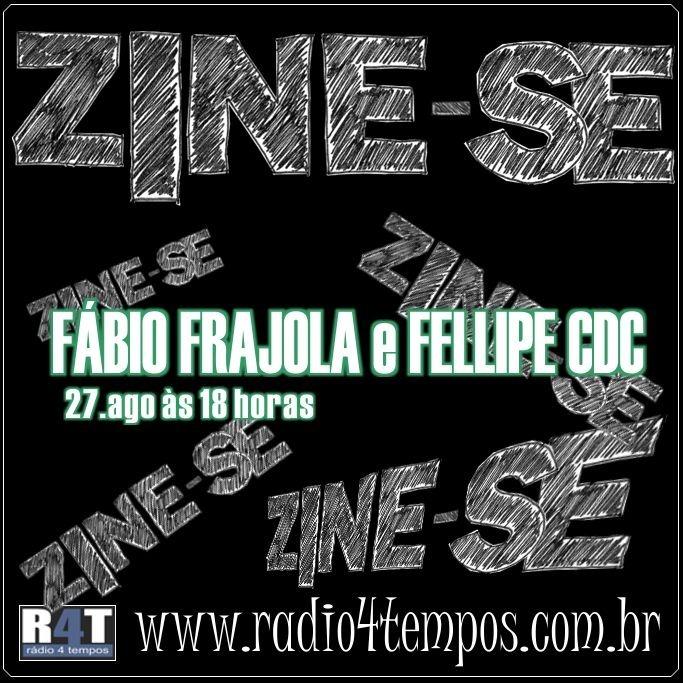 Rádio 4 Tempos - Zine-se 19
