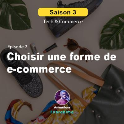 S3E2 - Choisir une forme de e-commerce
