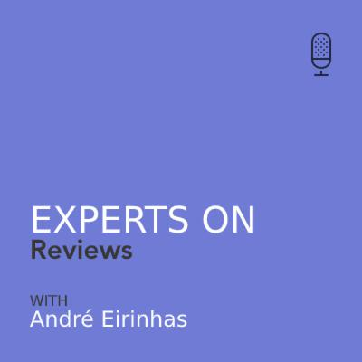 "André Eirinhas - Expert on Reviews - ""The secret is in the negative reviews"" (PT)"