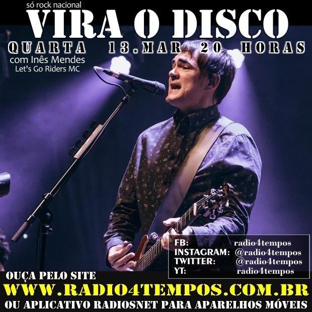 Rádio 4 Tempos - Vira o Disco 40:Rádio 4 Tempos