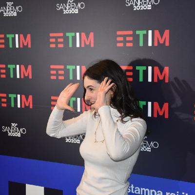 Sanremo 2020 - Intervista a Tecla