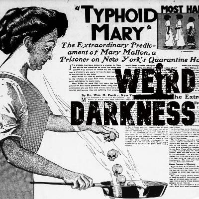"""""""THE LINGERING GHOST OF TYPHOID MARY"""" and 2 More Scary True Horror Stories! #WeirdDarkness"""