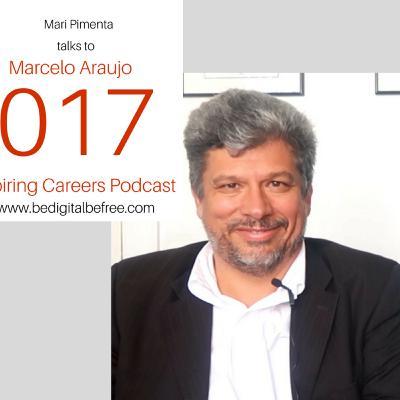 Marcelo Araujo, fundador de uma das maiores Boutiques de Investimento do Brasil. Fala daimportância do trabalho para achar o próprio caminho.