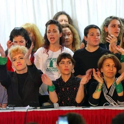 Actrices Argentinas: Nos toman por tontos