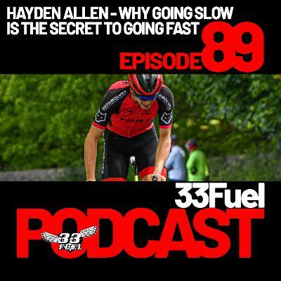 Endurance training secrets with Hayden Allen