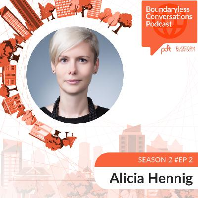 S2 Ep. 2 Alicia Hennig - Embeddedness: Exploring the Roots of the Eastern idea of Organizing