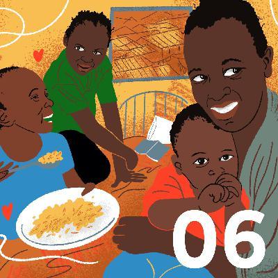 Community Based Orphan Care in Kenya
