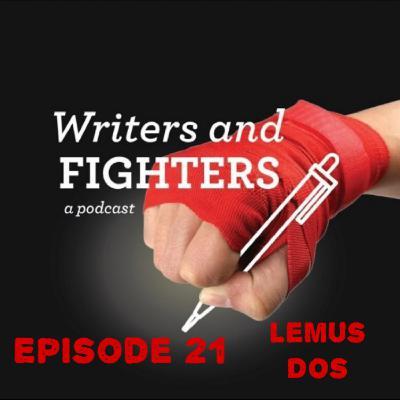 Ep21 – Lemus Dos, pro wrestler, luchador