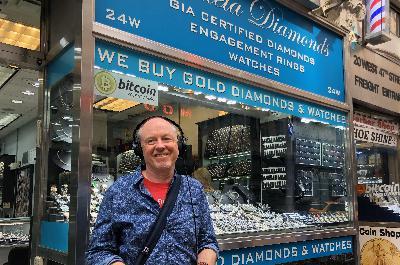 The language of diamonds