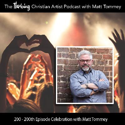 200 - The 200th Episode! A Celebration with Matt Tommey