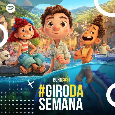 """GIRO DA SEMANA #36: Trailer de """"Luca"""", Oscar 2021, e informações sobre Breeze, novo mapa de Valorant"""