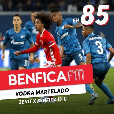 #85 - Benfica FM | Zenit x Benfica (3-1), Fórum benfiquista