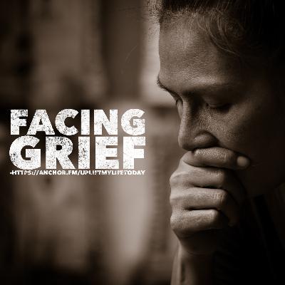#22 - Facing Grief with a Life Crisis Coach Karin Hagelin