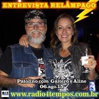 Rádio 4 Tempos - Entrevista Relâmpago 10