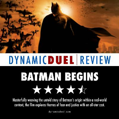 Batman Begins Review