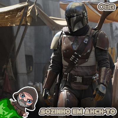 #8b - Mandalorian, Mandalorian, Mandalorian! - Sozinho em Ahch-To