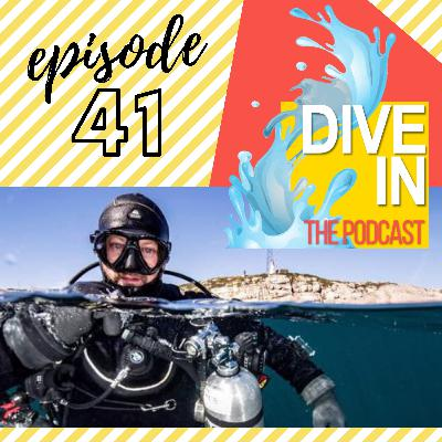 """Episode 41: """"If It's Worth Doing, It's Worth Doing Right"""" with guest Deon Jones of Direct Diver Training"""