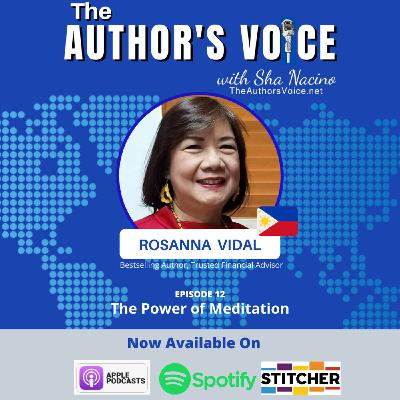 TAV 012 : The Power of Meditation with Susan Vidal
