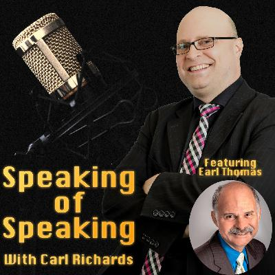 The Power of Your Voice, With Special Guest Earl Thomas, 'The Voice'